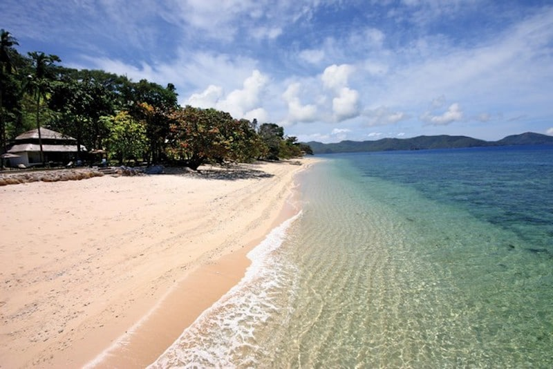 Ariara Island, Linapacan