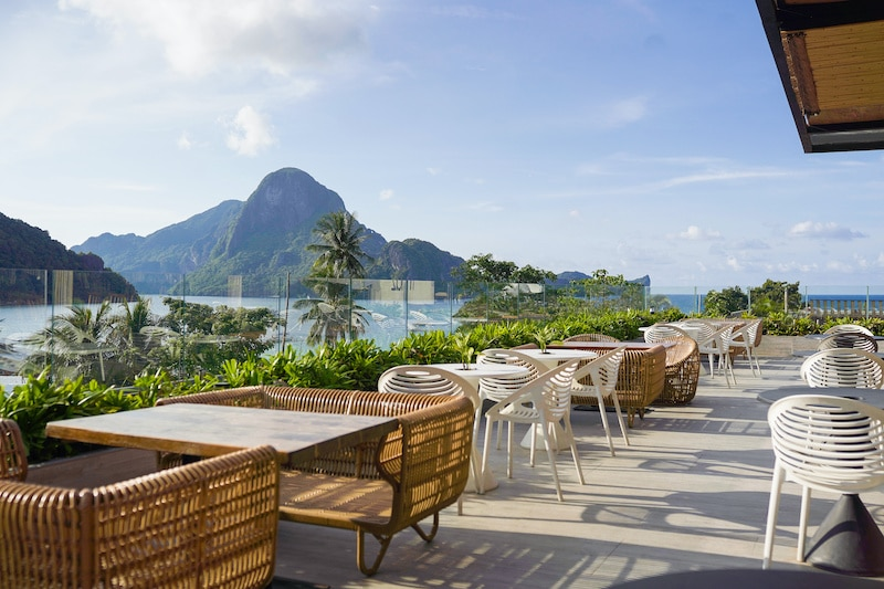 Top 10 Best Places to Eat in El Nido (Cuna Hotel Photo)