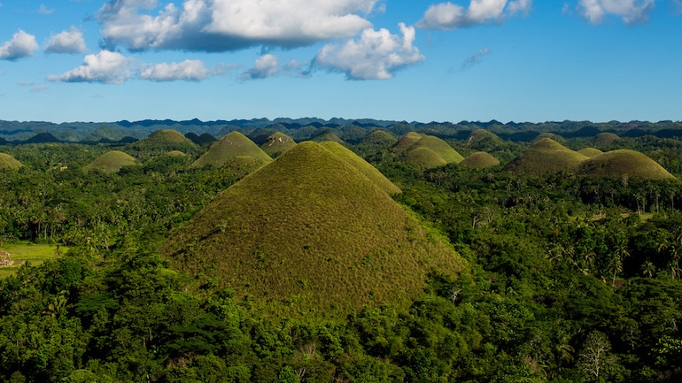 Chocolate Hills in Bohol | Best Places to Visit in the Philippines