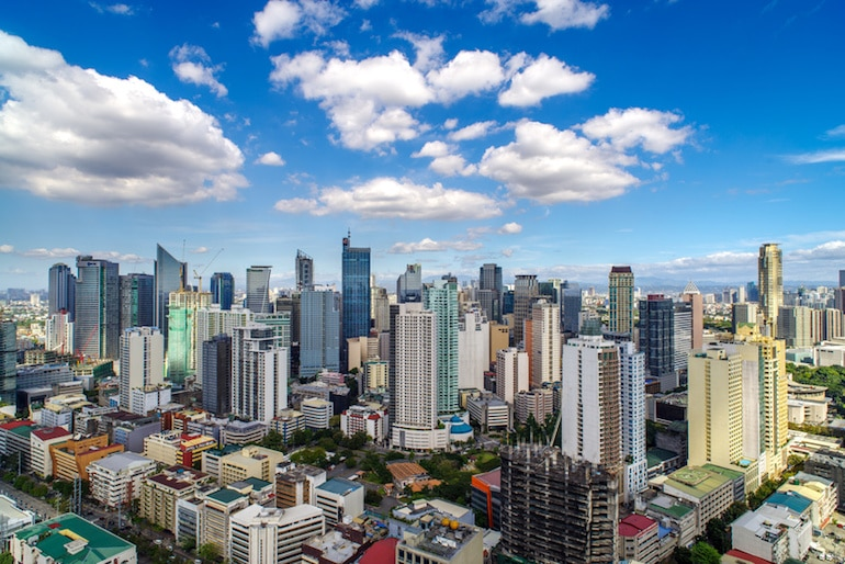 Get to the nearest Bureau of Immigration to apply for a visa extension in the Philippines