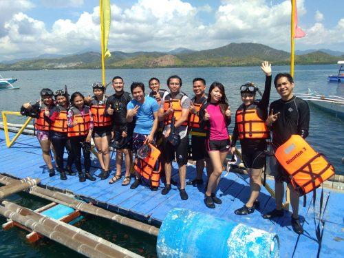 Honda Bay Island Hopping by Kalipayan Travel and Tours