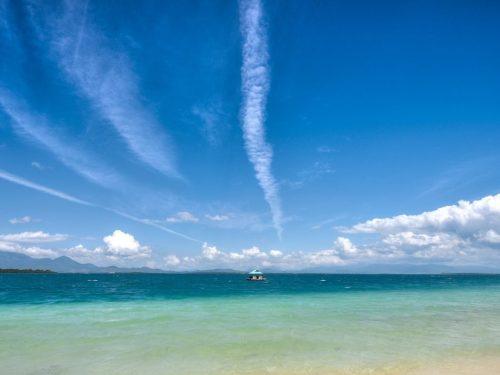 Honda Bay in Puerto Princesa, Palawan