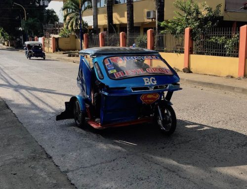 How Much For A Tricycle Fare In The Philippines?