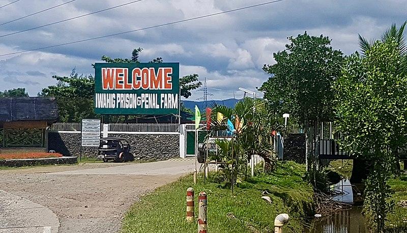 Iwahig Prison & Penal Farm in Puerto Princesa