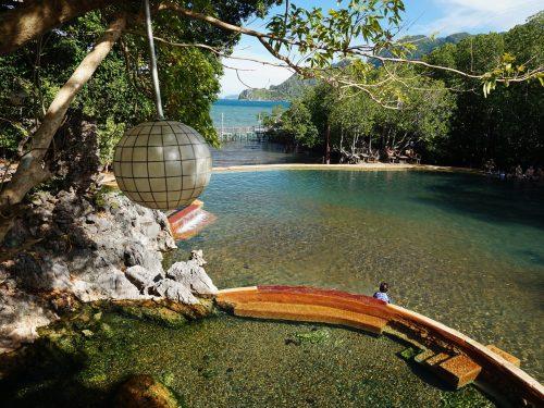 Maquinit Hotspring in Coron, Palawan