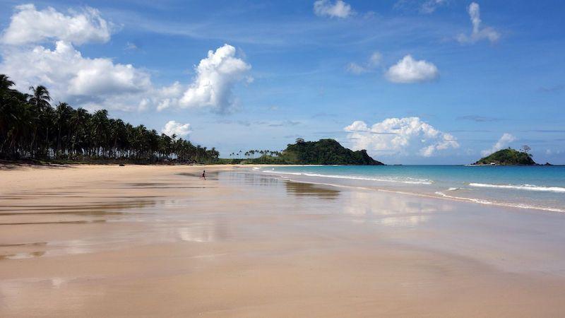 Nacpan Beach & Calitang Beaches, El Nido