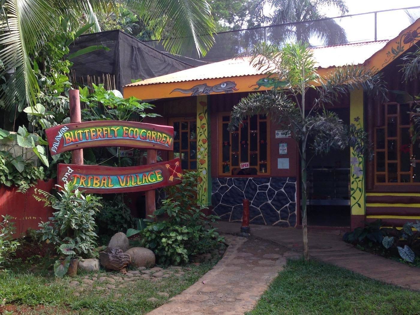 Butterfly Eco-Garden & Tribal Village