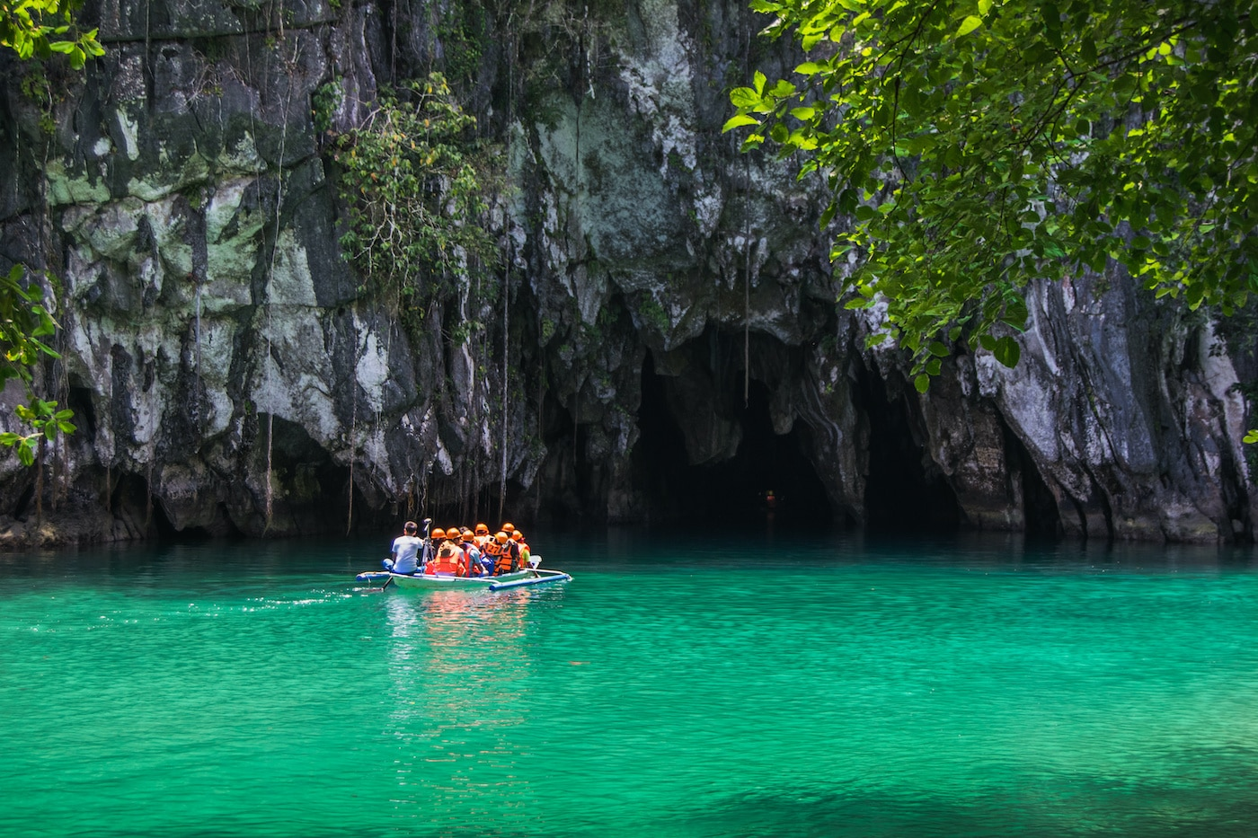 Underground River Tour  by El Mundo Travel and Tours