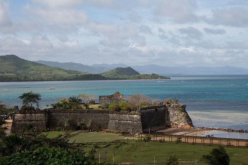 Fort Santa Isabel in Taytay, Palawan