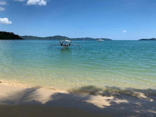 Twin Reef in Port Barton, Palawan
